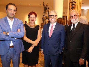 Inauguração da exposição 'São Francisco na Arte de Mestres Italianos' agita a FAAP