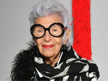 Aos 97 anos, Iris Apfel assina com a mesma agência de modelos de Gisele Bündchen e Cindy Crawford