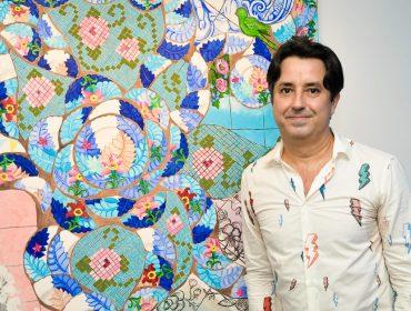 """Abertura da exposição """"Paraíso"""" de Iuri Sarmento na Luis Maluf Art Gallery"""