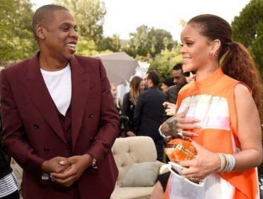 Rihanna e Jay-Z se reuniram na última quarta, e não foi pra falar de Beyoncé… Aos fatos!