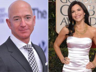 Romance de Jeff Bezos com ex-repórter continua quente, e agora os dois têm até apelido