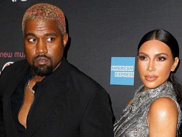 """Kanye West """"regula"""" Kim Kardashian até quando ela se maquia, conforme a própria reality star revelou"""