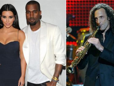Kanye West contratou Kenny G para surpreender Kim Kardashian no Valentine's Day. Assista o vídeo!