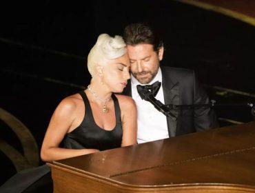 """Lady Gaga usa o Instagram para homenagear o amigo e """"gênio"""" Bradley Cooper"""