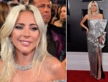 Além do talento que tem de sobra, Lady Gaga esbanjou mais de R$ 2 mi em diamantes no Grammy