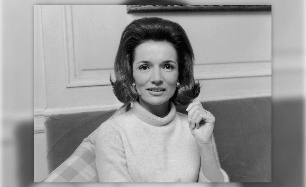 4250a084bf6 Irmã mais nova de Jackie Kennedy