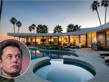 Por R$ 17 mi é possível comprar a menor das várias casas que Elon Musk tem na Califórnia. Veja as fotos!