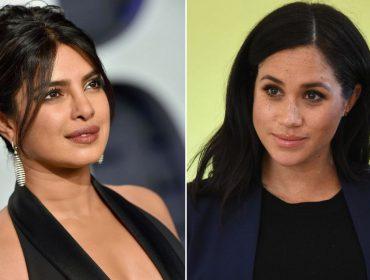 A amizade entre Meghan Markle e Priyanka Chopra está estremecida, e Glamurama conta os motivos