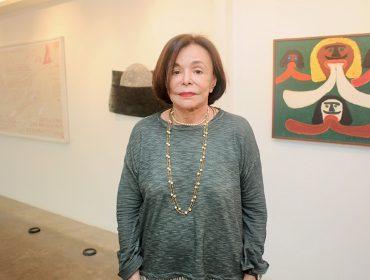 Regina Boni recebe convidados na A Galeria São Paulo Flutuante