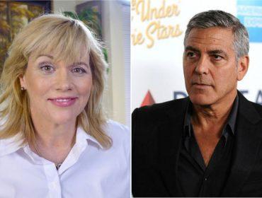 Pai e meia-irmã de Meghan Markle criticam George Clooney por ter defendido a ex-atriz