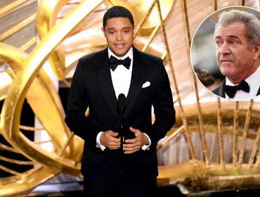 Piada de Trevor Noah sobre Mel Gibson causa constrangimento durante a transmissão do Oscar