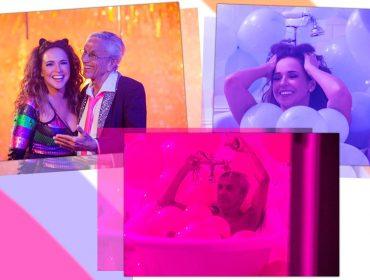 """Play para conferir o clipe de """"Proibido o Carnaval"""" canção de Daniela Mercury e Caetano Veloso"""