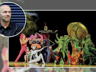 Cenógrafo de OVO, único espetáculo brasileiro do Cirque du Soleil, Gringo Cardia fala sobre a montagem que estreia em março