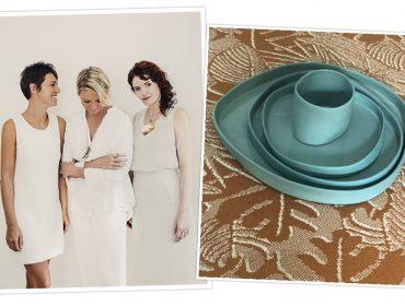 Heloisa Galvão, Nicole Tomazi e Paola Muller se unem para lançamento de coleção temática