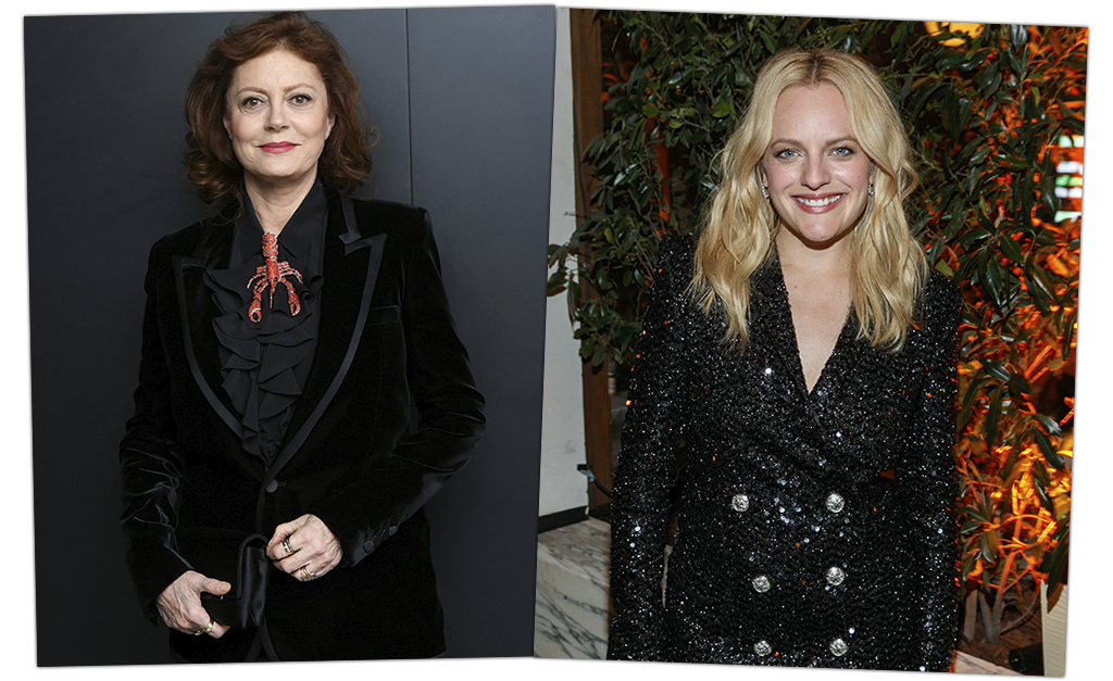 "Susan Sarandon e Elisabeth Moss juntas em ""Jane Call""    Getty Images 7a9cc7da9d"