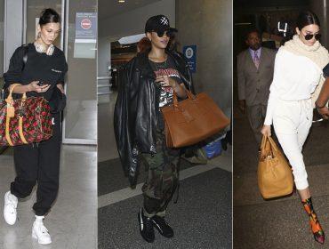 "Celebs apostam no ""conforto fashion"" para dar pivô no aeroporto. Aos looks de 2019!"
