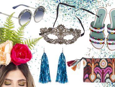 Muitas cores e estilo no grito de Carnaval do Shopping Pátio Higienópolis