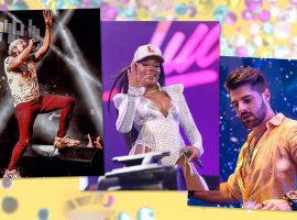 Grito de Carnaval: 6ª edição do CarnaUOl terá Alok, Bell Marques, Ludmilla, Banda Eva e mais