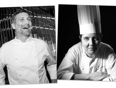 Chef Paolo Lavezzini, do Four Seasons São Paulo, recebe Roberta Sudbrack para jantar a quatro mãos