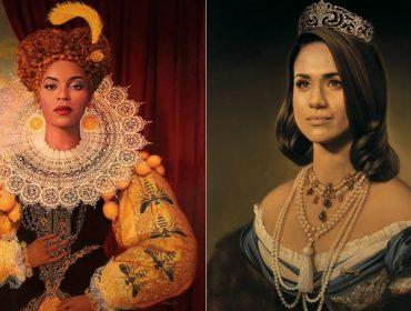 Saiba onde comprar a 'obra-prima' de Meghan Markle que Beyoncé apresentou no Brit Awards