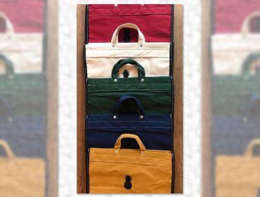 Desejo do Dia: a volta das sacolas de lona em versões coloridas do Studio Bergamin
