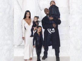 """Kim Kardashian revela por que decidiu ter mais um filho: """"Ouvi dizer que pais de quatro são mais iluminados e calmos"""""""