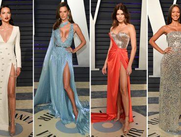Belezas made in Brazil marcaram presença na festa pós-Oscar. Vem ver!