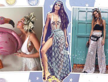 Se inspire nos looks das glamurettes para curtir a Folia Glamurama no maior charme e estilo