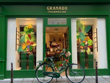 Cheia de charme, a Granado inaugura nova loja em Paris