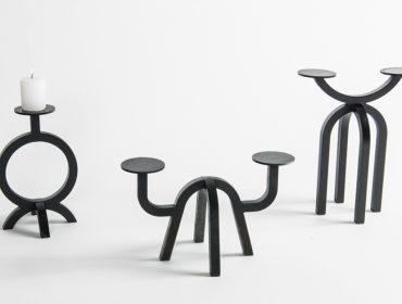Nova coleção de Humberto da Mata para dpot objeto explora formas geométricas iconográficas