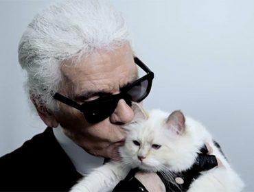 Adivinha quem vai ficar com a fortuna avaliada em R$ 460 milhões de Karl Lagerfeld?