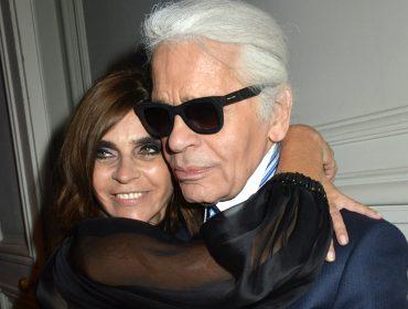 Carine Roitfeld é a nova colaborada da marca de Karl Lagerfeld. Aos detalhes!