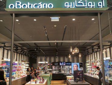 O Boticário abre mais uma loja em Dubai, dessa vez no maior shopping do mundo