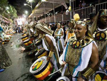 Olodum completa 40 anos e faz Carnaval voltado para suas raízes africanas