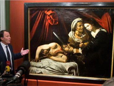 """Descrito como """"fake"""", quadro atribuído a Caravaggio vai a leilão em junho por mais de R$ 646 mi"""