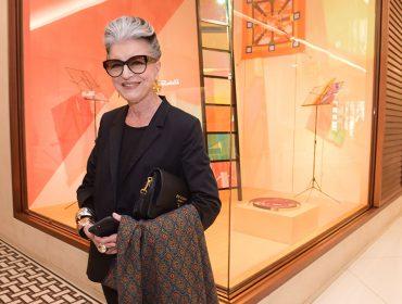 Hermès inaugura vitrine criada por Stephan Dean no Iguatemi São Paulo
