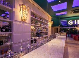 G&T Gin Bar Oscar Freire recebe burburinho dos bons da First 4 Digital