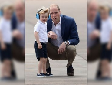 Príncipe William revela em entrevista que George, seu primogênito, não sabe que será rei