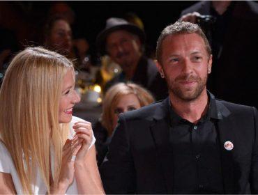 """Gwyneth Paltrow faz post """"fofo"""" no Instagram pelo aniversário do ex-marido Chris Martin"""
