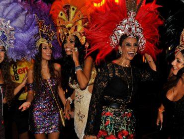 A Casa Bem Bahia, QG do Glamurama no Carnaval de Salvador, encerrou a temporada em grande estilo