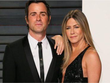 Divorciado de Jen Aniston há um ano, Justin Theroux só quer saber de sair pra jantar com sua pet