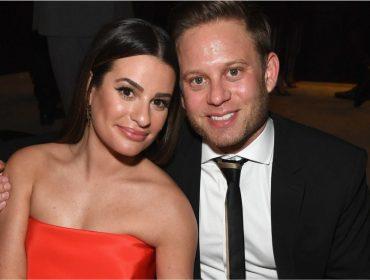 """Rachel Berry casou! Eterna estrela de """"Glee"""", Lea Michele subiu ao altar nesse sábado na Califórnia"""