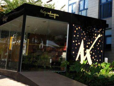 Adeus, dieta: Kopenhagen inaugura 'loja container' nos Estúdios Globo