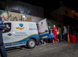 Dell Anno Atelier lança campanha do bem para ajudar associação que cuida de moradores de rua
