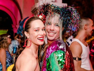 Baile da Arara fecha a terça-feira de Carnaval com fervo dos mais concorridos no Rio