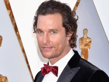 Vencedor do Oscar, Matthew McConaughey virou dublador profissional de histórias para dormir