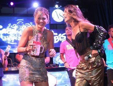 Carol Sampaio armou festança de aniversário no Copacabana Palace