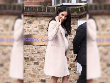 Meghan Markle dará à luz no mesmo hospital onde Kate Middleton teve os filhos