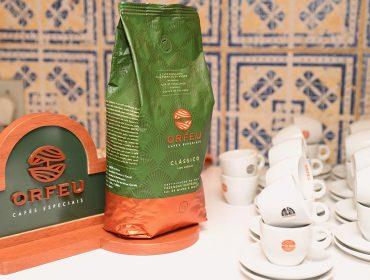 O bom cafezinho do Café Orfeu marcou presença no almoço de 11 anos da Revista PODER