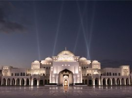 Palácio presidencial de Abu Dhabi é aberto ao público pela primeira vez na história